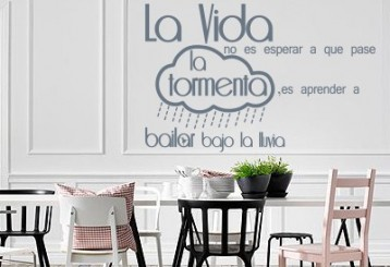 Vinilo decorativo - Tip 6